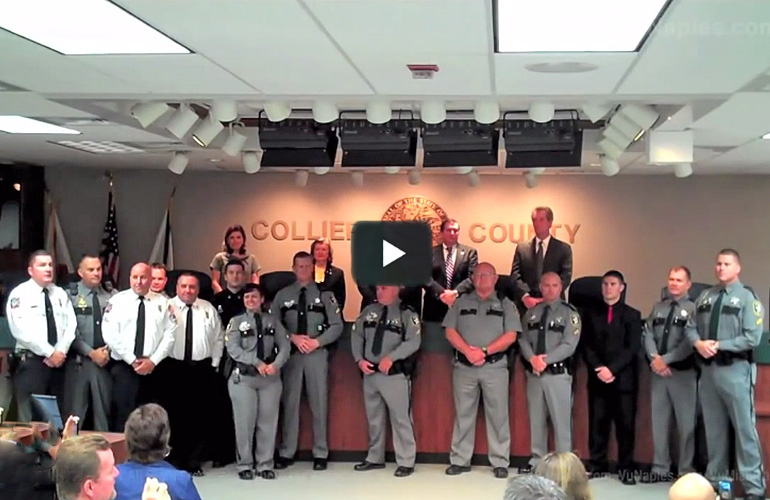 event video naples collier county phoenix awards