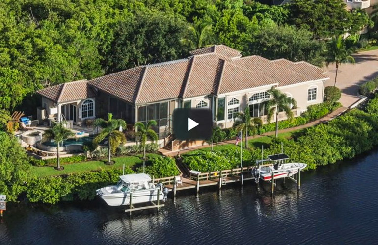 real estate video lifestyle presentation bonita bay