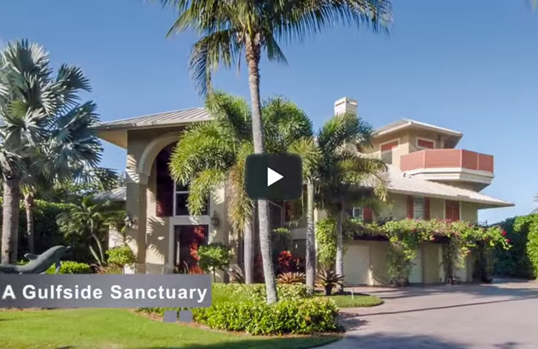 real estate video lifestyle presentation gulfside sanctuary marco island