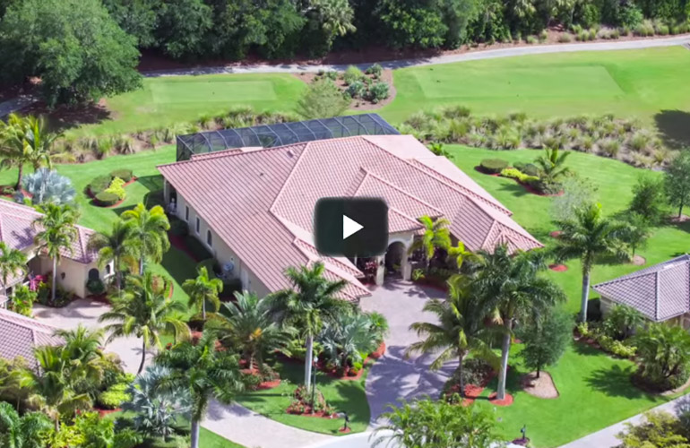 real estate video luxury community living renaissance in fort myers